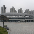 Estrutura de aço pré-fabricadas sports hall