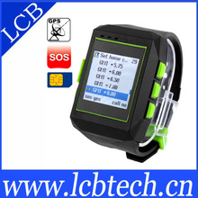 Personal online gps tracking watch kids GPS301