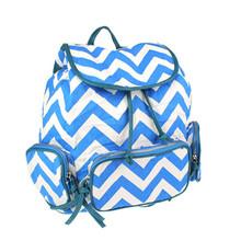 2015 fashion high school custom cheap canvas backpack for teens, drawstring canvas backpack