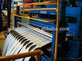 máquina cortadora de bobinas de acero 3mm de grosor automática