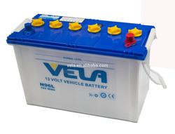 High performance 12V Car Battery for VELA N96L