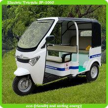 new tuk tuk for passenger /double rear drum brake/Brushless / 60V/400-12