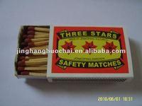 three stars safety match manufacture