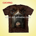 custom all over sublimation printing t-shirt/export clothes/your own band clothing