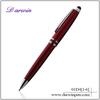 Custom cheap thick stylus promotional metal pen