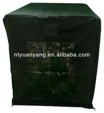 dog pet crate cover chinese cage Waterproof Cage Cover for Dog Cage Small 24-inch Black