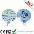Sensore di movimento luce di notte hanno portato bianco freddo/bianco caldo AC/dc12v 24v 12 smd 5050 ad alta potenza di illuminazione dimmerabile