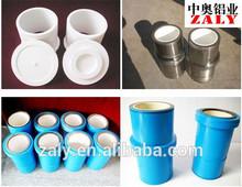 alumina ceramic liner for mud pump