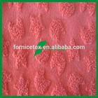 China factory manufacturer brushed low pile plush fabric