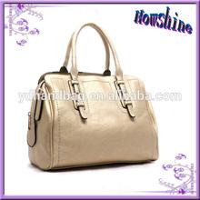China supplier good price ladies tote bag no name leather handbags