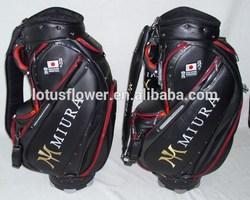 2014 New Design Customized Club PU Material Golf Bag
