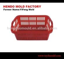 household plastic wicker baskets moulding