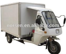 BA200ZH-B 200cc air-cooled BAJAJ Locked Cargo Box three wheel motorcycle