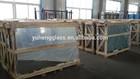 1.8mm large sheet glass prices mirror manufacturer