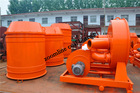 Rotary Pulverized Coal Machine