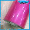 JEYCO VINYL 1.52*20m Air bubble free PINK glossy glitter car cover vinyl
