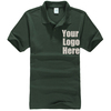 Plain Polo Shirts Custom Heat Transfer Print Wholesale OEM Clothing Low MOQ 500PCS China Manufacturer Make Your Own T Shirts