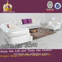 Latest design sofa set F65,simple design sofa set in 2014