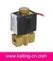 Valve solénoïde 2-way/vx2120-06 électrovanne, vanne pneumatique/dc24v valve solénoïde normalement ouvert