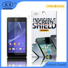 FOR Sony T2 , Invisible shield LCD Screen Protectors Film guard , mobile phone accessories
