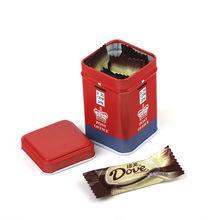 Various Types Chocolate package Tin Box Round Metal Tin Box Tea Tin Box for Cookies