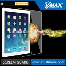 0.26mm Hardness Oleophobic Lyophobic tempered glass screen protector for iPad2 3 4 oem/odm (Glass Shield)