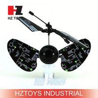 Alien Hand Sensor 2CH reaction astronauts model airplane jet engines sale with Flash Light