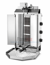 stainless steel small doner kebab machine for Beef