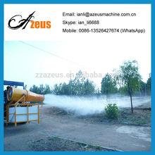 Tractor agricultural sprayer spraying machine