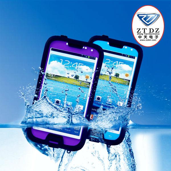 حالة رخيصة الهاتف المحمول للماء ip67/ الجملة قضية الهاتف الخليوي