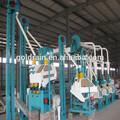 10 ton por día de trigo harina de máquina fresadora