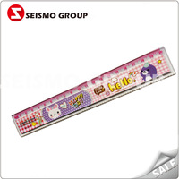 8 inch plastic ruler logo personalized plastic rulers