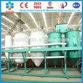 20-50t raffinerie d'huile végétale pour la vente chaude