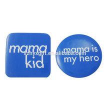 großhandel Mama Kind blau magnetischen kühlschrank abzeichen zum muttertag