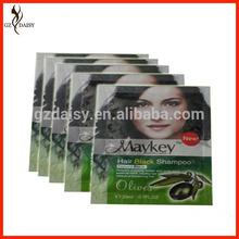 Olives Make Hair Black Shampoo
