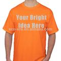 Venta al por mayor camiseta personalizada de impresión a granel en blanco t- shirt el diseño de su propio t- shirt desde china alibaba proveedor directo de fábrica