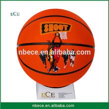 wholesale mini basketballs 5# 6# for girl and kids playing