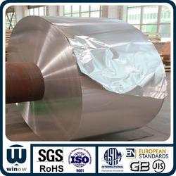 high-precision thick aluminum foil raw material