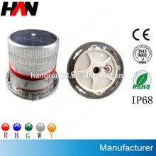 China market of electronic marine solar navigation light