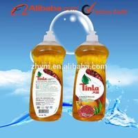 Tinla natural concentrated formula dish washing liquid 1000ml