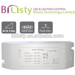 high brightness 60w 1000ma constant current rgb led dali dimming driver