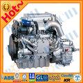 6 cilindros em linha de injeção direta motor diesel marítimo