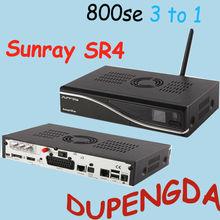 Sunray sr4 Sunray 800 Hd Se Sunray4 DM800se dvb receiver/tv receiver SR4 triple tunner 800se hd triple tuner hd settop box