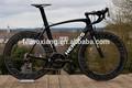 Bici da corsa cinesi, full carbon bici del carbonio della bicicletta, in fibra di carbonio bici