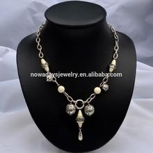 Fashion jewelry resin stone unique jewelry NFJ14100703