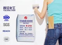 economic grade titanium dioxide rutile R210