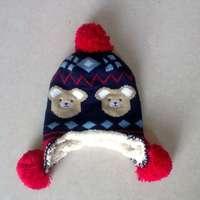 Children funny free knitting patterns animal hats