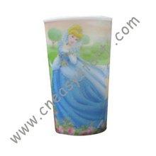 plastic lenticular 3D cup