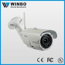 IP66 Waterproof rate network ip camera module wifi with varifocal lens 4-9mm