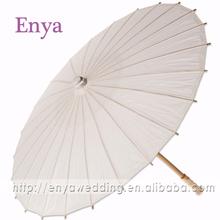EYPU02 2014 Hot Sale Wedding Parasols Umbrella Wholesale Wedding Decoration